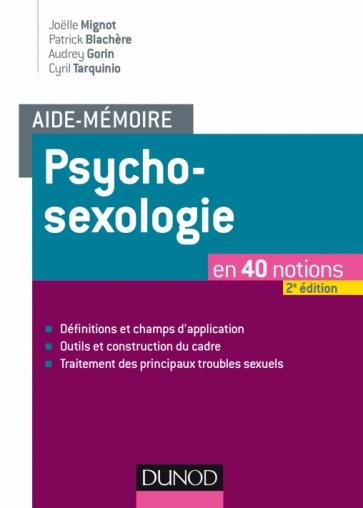 Aide-mémoire - Psychosexologie