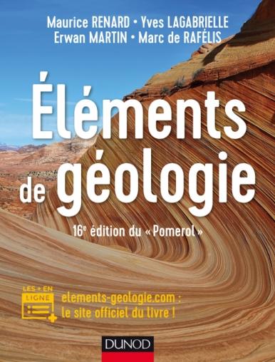 """Eléments de géologie - 16e édition du """"Pomerol"""""""