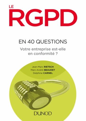 RGPD et protection des données en 30 questions