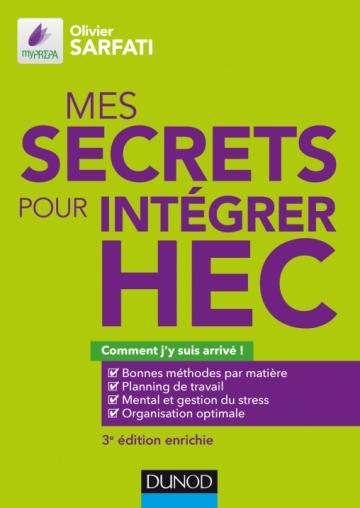Mes secrets pour intégrer HEC