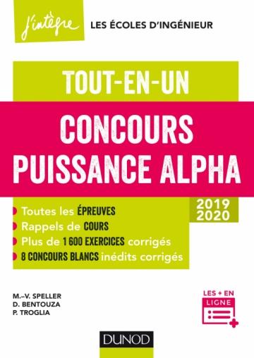 Concours Puissance Alpha - 2019-2020