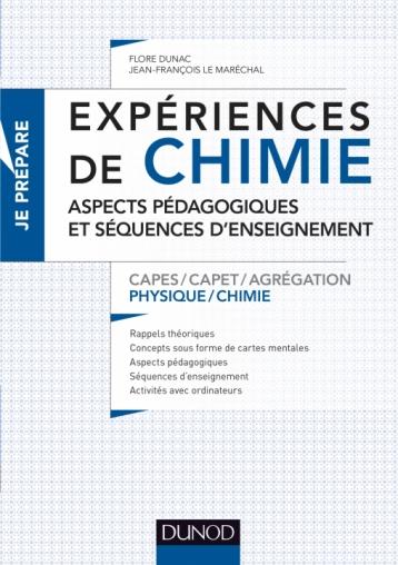 Exp U00e9riences De Chimie