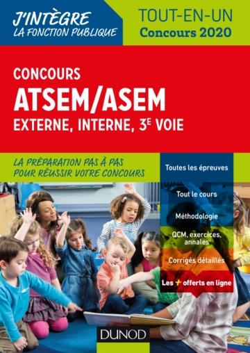 Concours ATSEM/ASEM - Externe, interne, 3e voie