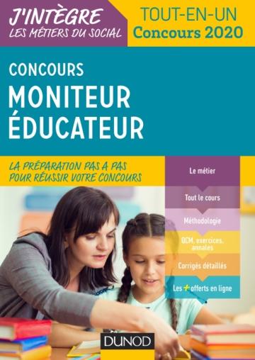 Concours Moniteur éducateur - 2020-2021
