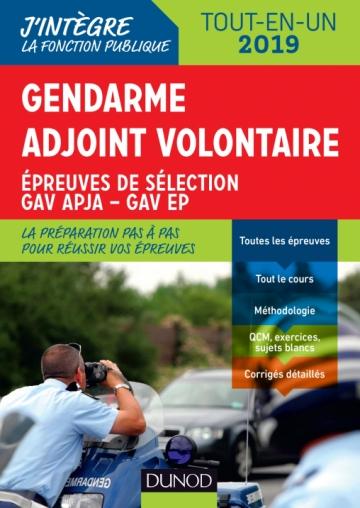 Gendarme adjoint volontaire - 2019