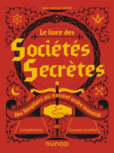 Le livre des sociétés secrètes