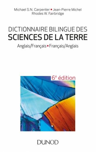 Dictionnaire bilingue des sciences de la Terre