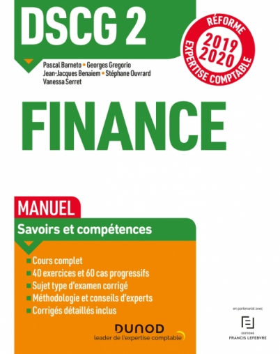 DSCG 2 Finance Manuel