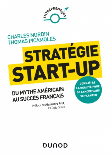 Stratégie start-up