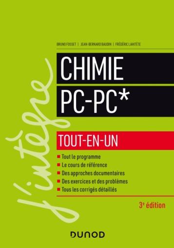 Chimie tout-en-un PC-PC*