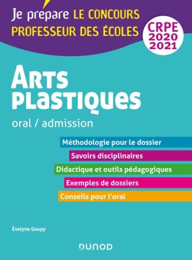 Arts plastiques - Oral / admission - CRPE 2020-2021