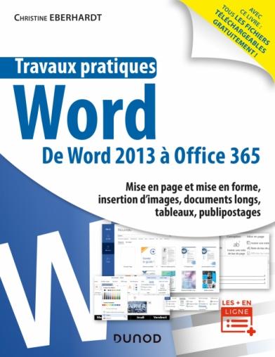Travaux pratiques - Word