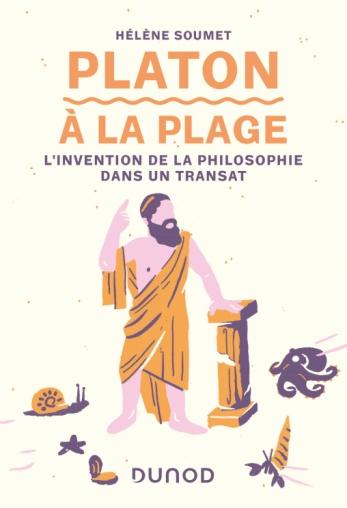 Platon à la plage