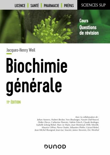 Biochimie générale
