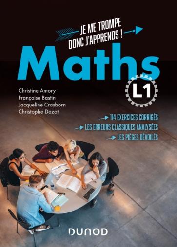 Mathématiques L1 : Je me trompe, donc j'apprends !