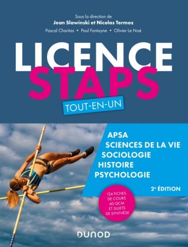 Licence STAPS Tout en Un