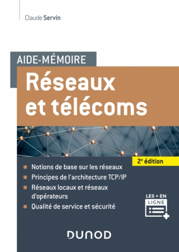 Aide-mémoire - Réseaux et télécoms