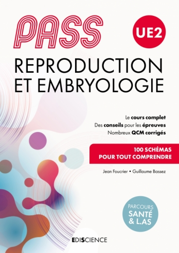 PASS UE2 Reproduction et Embryologie