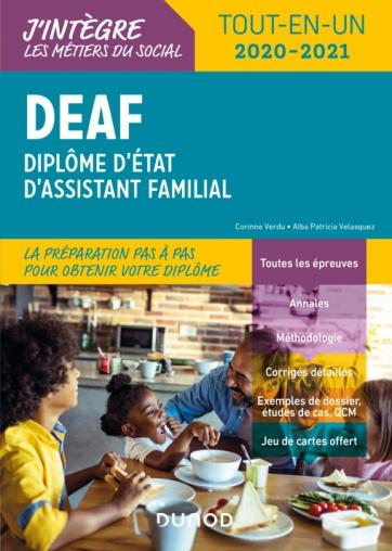 DEAF - Tout-en-un 2020-2021
