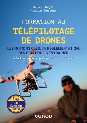 Formation au télépilotage de drones