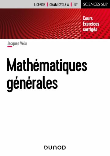 Mathématiques générales