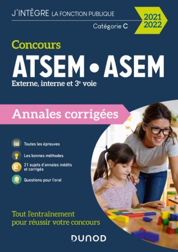 Concours ATSEM/ASEM