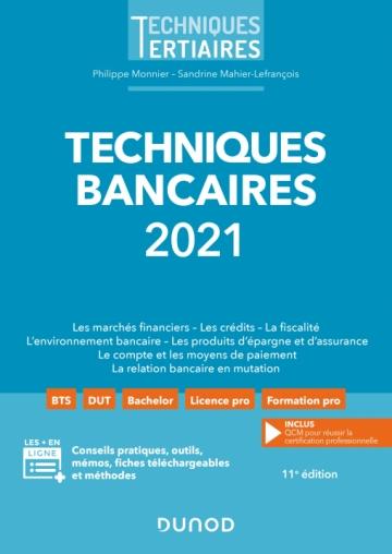 Techniques bancaires 2021