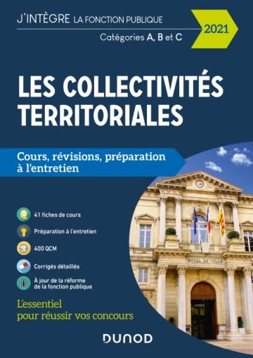 Les collectivités territoriales - 2021