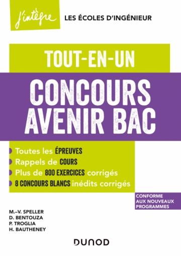 Concours Avenir Bac