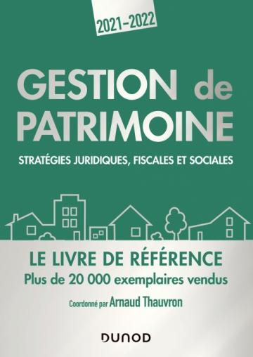 Gestion de patrimoine - 2021-2022