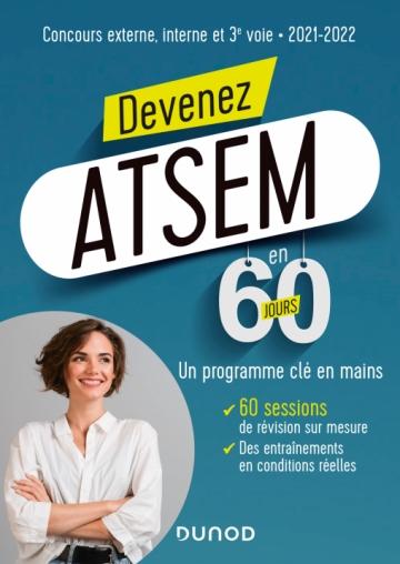 Devenez ATSEM en 60 jours - 2021-2022
