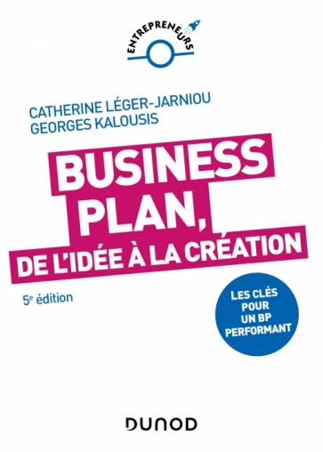Business Plan, de l'idée à la création