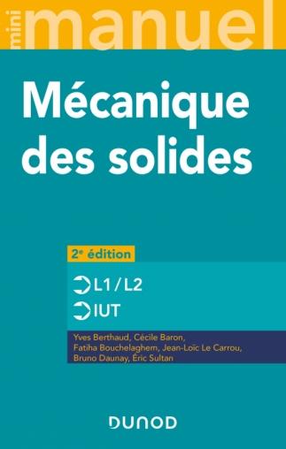 Mini manuel de Mécanique des solides