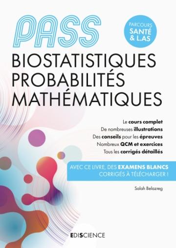 PASS Biostatistiques Probabilités Mathématiques