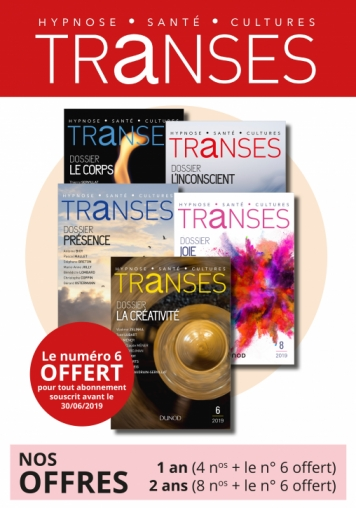 TRANSES n°6 offert