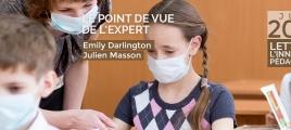 Interview Emily Darlington et Julien Masson : La santé au service de la réussite scolaire ?