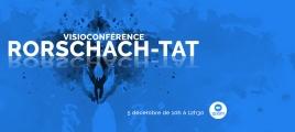 Visioconférence - Rencontre-débat « le rorschach et le tat, hier et aujourd'hui »