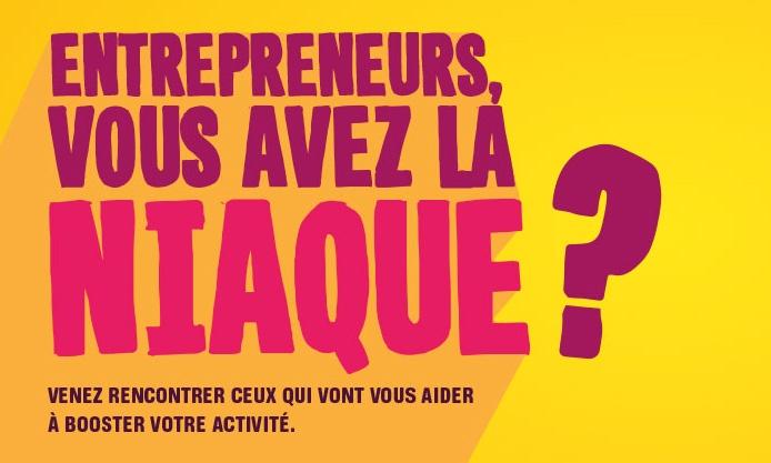 Salon SME: entrepreneur, avez-vous la niaque?