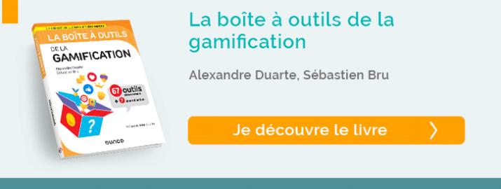 Je découvre la Boîte à outils de la Gamification