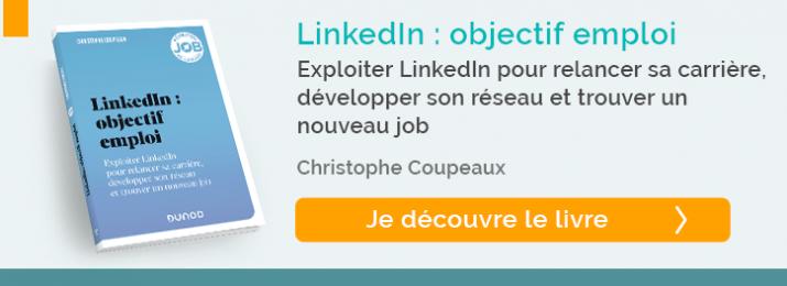 """Découvrir le livre """"LinkedIn : objectif emploi"""""""