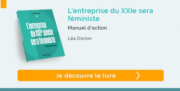 """decouvrez le livre """"L'entreprise du XXIe sera féministe"""""""