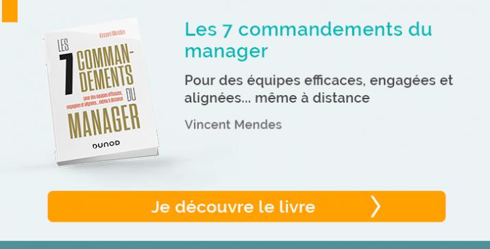 """Découvrir """"Les 7 commandements du manager"""""""