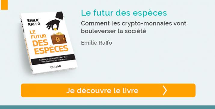 """Decouvrir le livre """"Le futur des espèces Comment les crypto-monnaies vont bouleverser la société"""""""