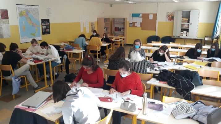 Concours Carto Presse Prépa - épreuve finale
