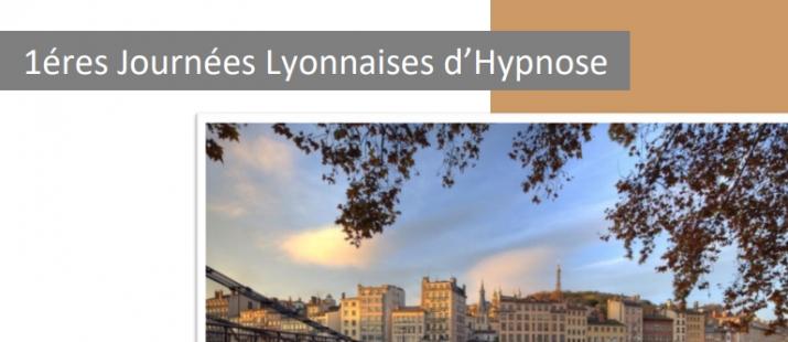 Journées lyonnaises d'hypnose du 12 et 13 novembre 2020