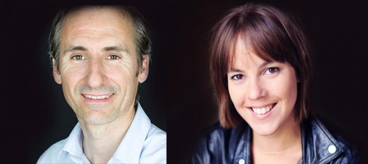 Stéphane Fassetta et Anne-Robinet