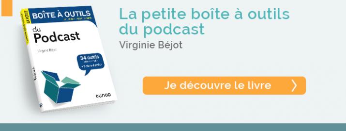 Je découvre La petite boîte à outils du podcast - Dunod