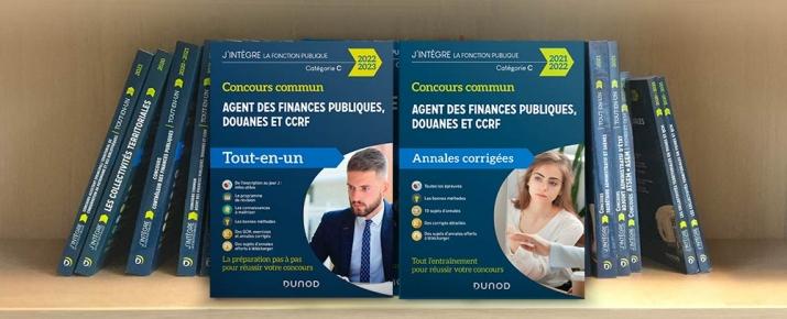 Concours commun Agent des finances publiques, douanes et CCRF