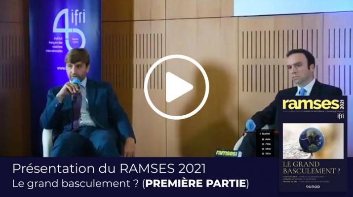Live de la présentation du ramses 2021 1er partie - sur facebook