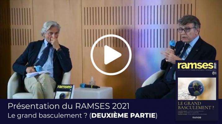 Live de la présentation du ramses 2021 2em partie - sur facebook